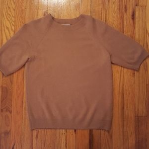 H&M Cashmere 100% Short-sleeved sweater
